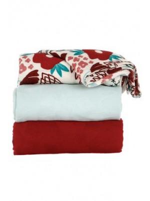 Tula Poinsetta Blankets