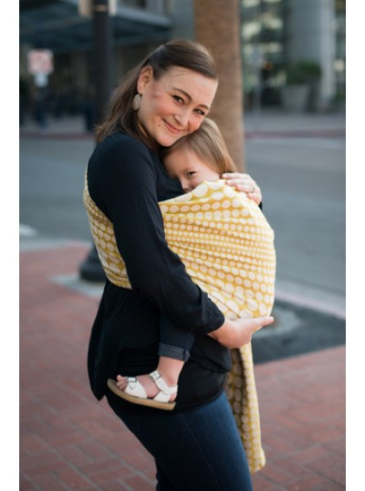 Firenze- Wrap Conversion Ring Sling Size- (S/M)