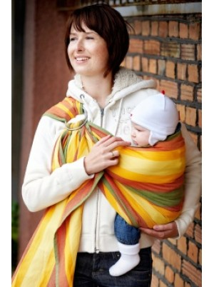 Ring Sling - 100% Cotton - Broken Twill Weave - Summer